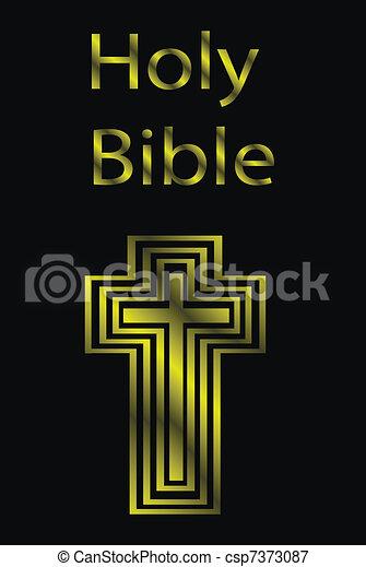 Holy Bible - csp7373087