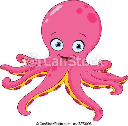 Octopus - csp7373096