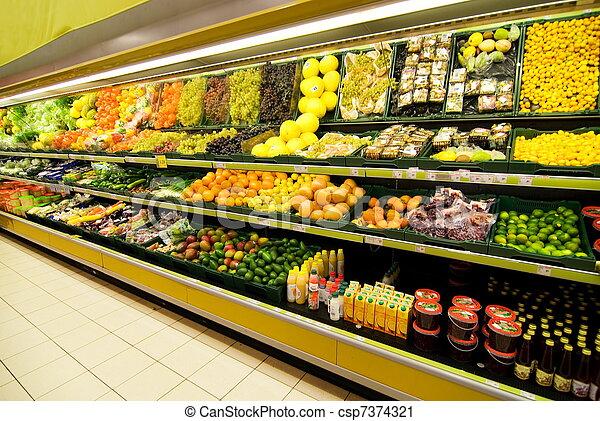 Store Stocking 67