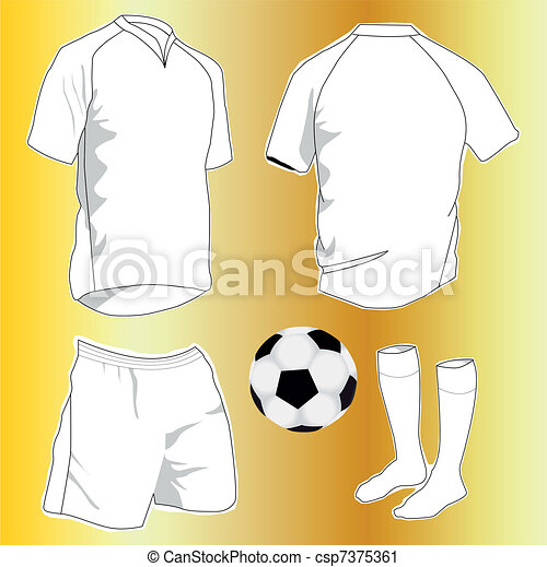 sport uniforms - csp7375361