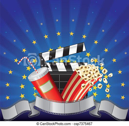 Movie Premier - csp7375467