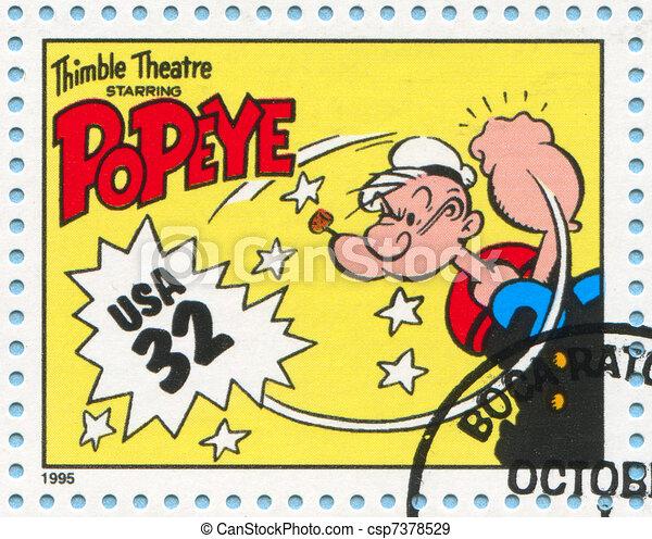Popeye Clip Art and Stock Illustrations. 11 Popeye EPS ...