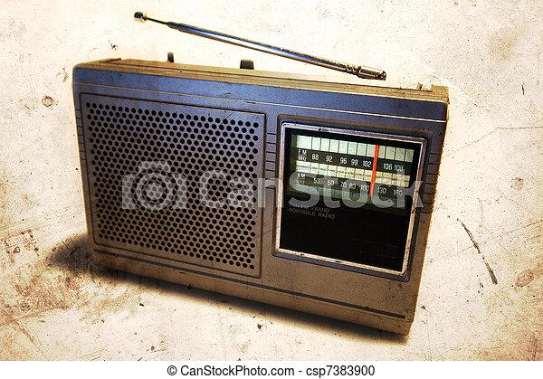 Radio  - csp7383900