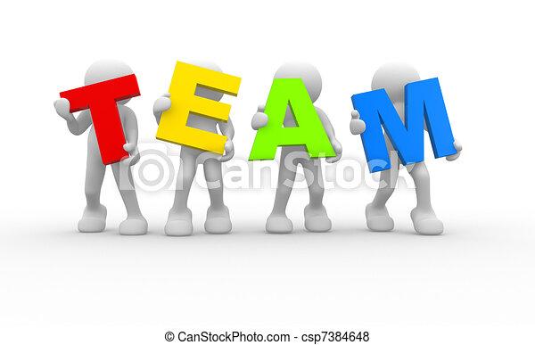 Team - csp7384648