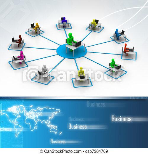 Online training - csp7384769
