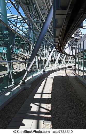 Skytrain infrastructure - csp7388840