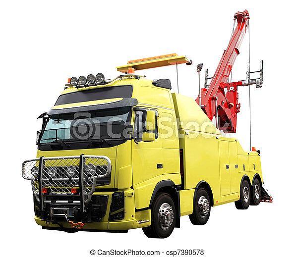 heavy duty wrecker - csp7390578