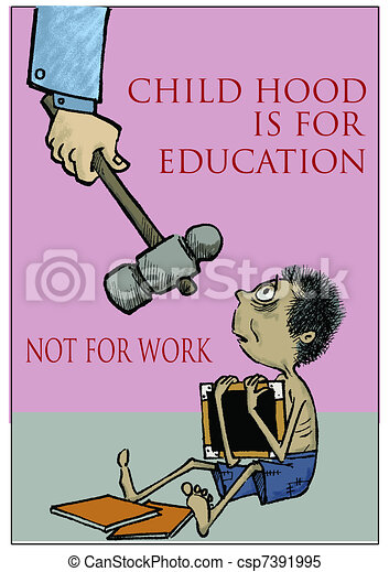 child labour causes and prevention
