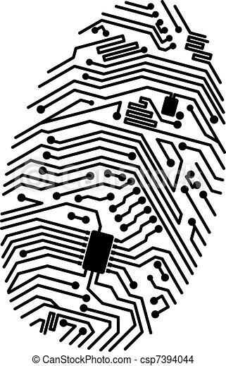 Motherboard fingerprint - csp7394044
