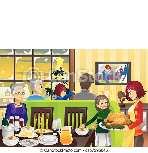 simple family room clipart kitchen 66078677 with furniture set