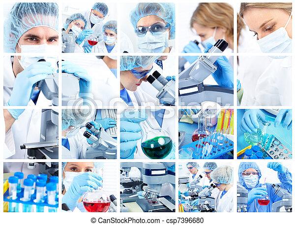 Laboratory - csp7396680