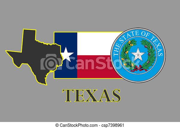 Texas - csp7398961