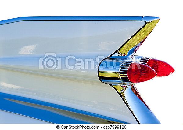 Automobile Tail fin - csp7399120