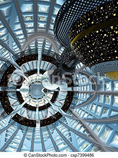 Image de tranger vaisseau spatial int rieur creux for Interieur vaisseau spatial