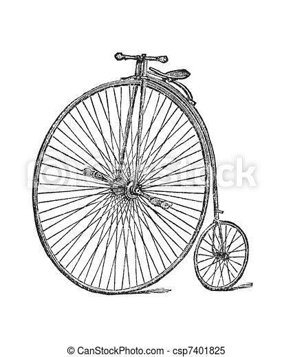 Bicycle - csp7401825