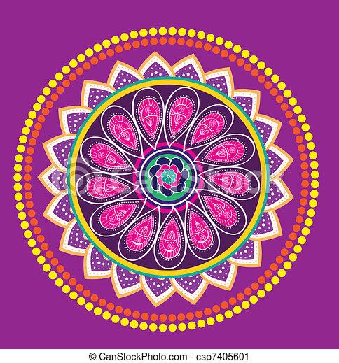Culture Art - csp7405601