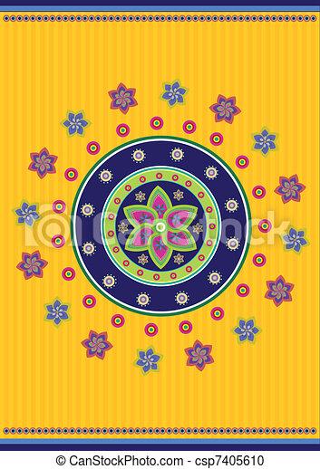 Pattern - csp7405610