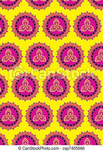 Pattern  - csp7405666