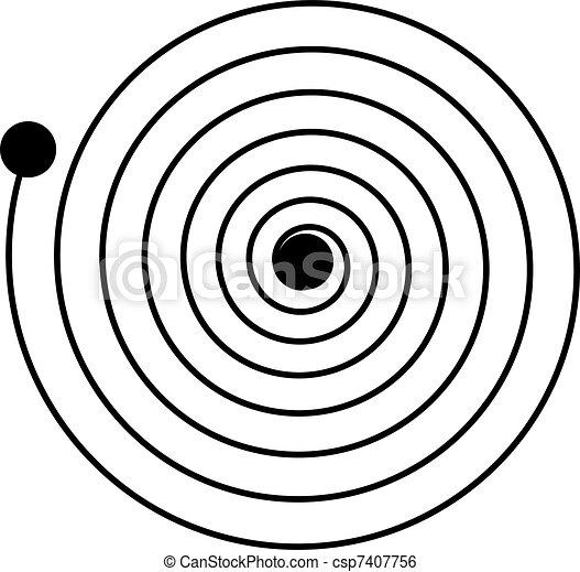 Spiral - csp7407756