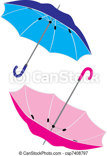 The big umbrella - csp7408797