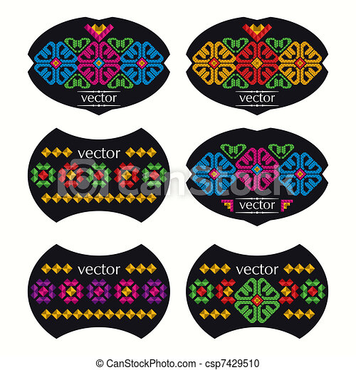 Vector Clipart of Mexican Wine Labels csp7429510 Search Clip Art – Free Wine Label Design