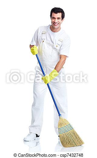 Cleaner. - csp7432748