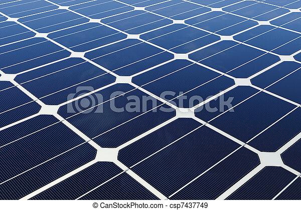 Mono-crystalline solar cells - csp7437749