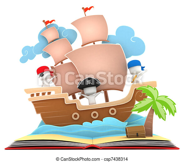 Pirate ship Stock Illustrations. 7,580 Pirate ship clip art images ...