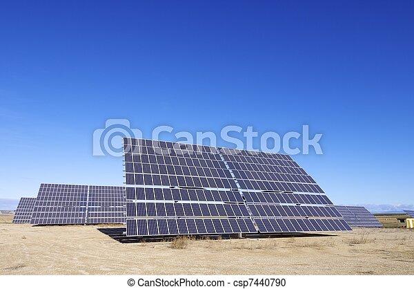 solar energy - csp7440790