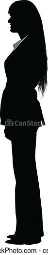 Businesswoman - csp7442509