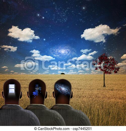 Three Wise men - csp7445201
