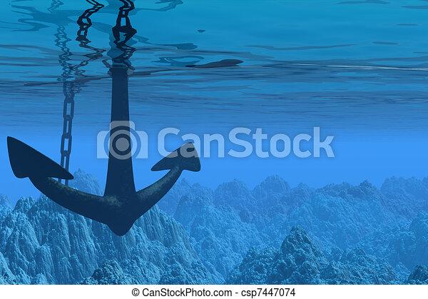 dessin de sous marin  sc u00e8ne  ancre underwater  sc u00e8ne   u00e0 anchor clip art black and white anchor clip art free