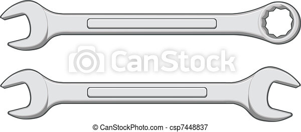 Wrench - csp7448837
