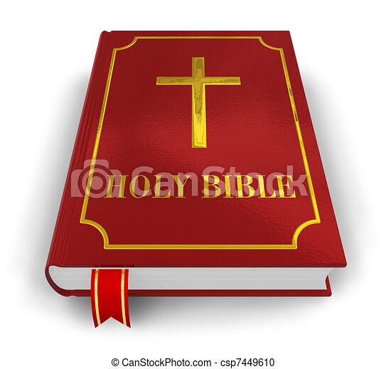 Holy Bible - csp7449610