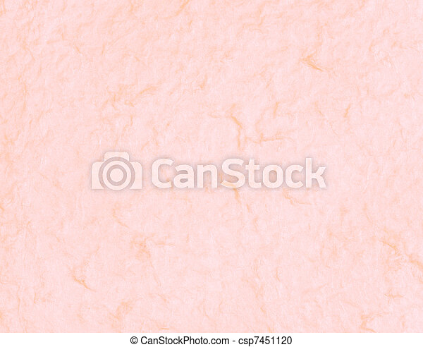 hand-made structural pink paper - csp7451120