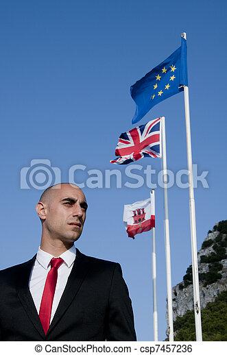 European Politics - csp7457236
