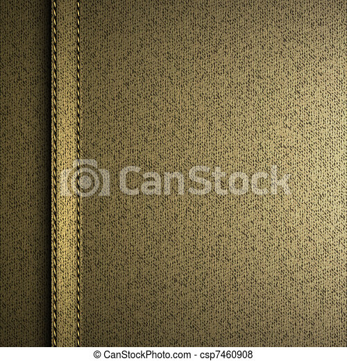 textile texture background - csp7460908