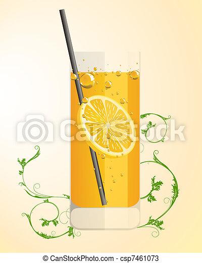 fresh drink - csp7461073