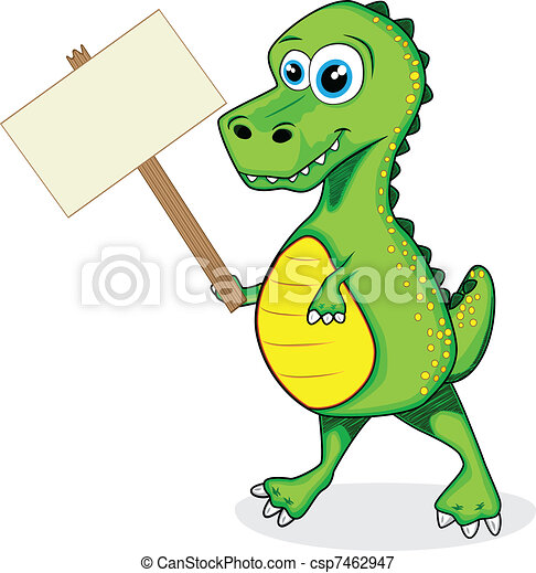 Cute Dinosaur Logo Cute Dinosaur t Rex Holding
