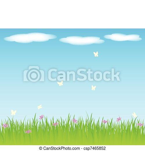 Spring! - csp7465852