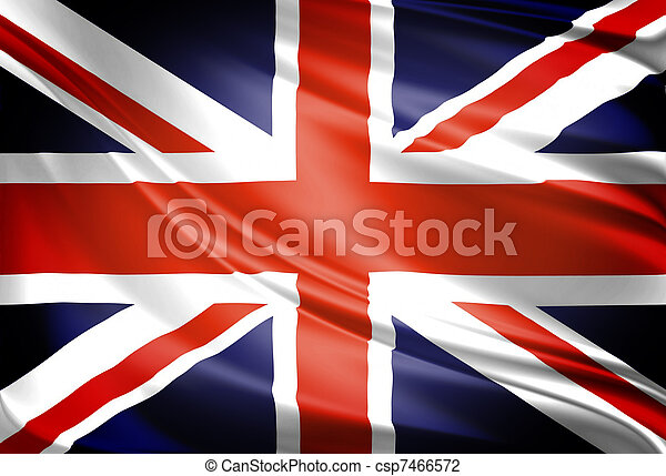 UK Flag - csp7466572