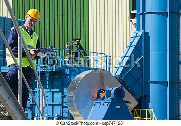 Safety inspector - csp7471281