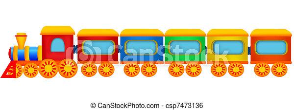 Train - csp7473136