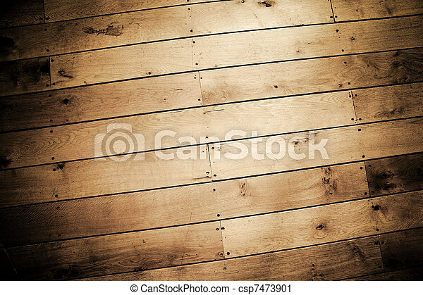 weathered wood - csp7473901