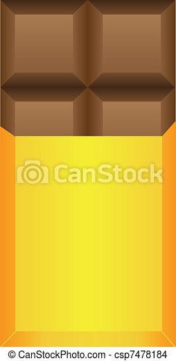 chocolate - csp7478184