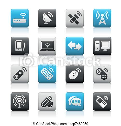Wireless & Communications / Matte - csp7482989