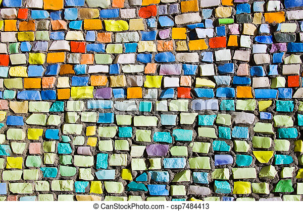 photos de mur horizontal mosa que texture color diagonal csp7484413 recherchez des. Black Bedroom Furniture Sets. Home Design Ideas