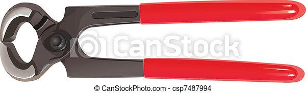 tongs - csp7487994
