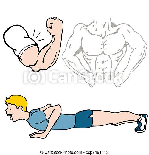 Fitness Set - csp7491113