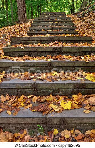photo ext rieur escalier image images photo libre de droits photos sous licence. Black Bedroom Furniture Sets. Home Design Ideas